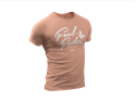 Picture of Fowl Feathers Anvil Tri-Blend T-Shirt - Heather Bronze